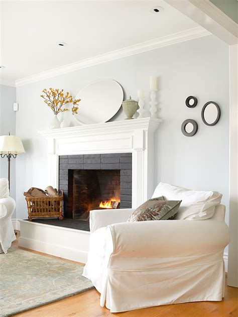 painted white brick fireplace paint that brick and re vitalize your fireplace