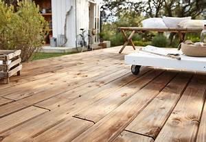 installer une terrasse en bois travauxcom With leroy merlin bois terrasse