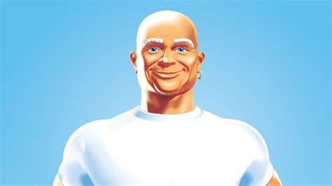 Hot, Bald And Possibly Gay How Mr Clean Has Kept It