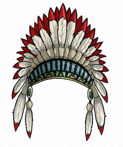 Cartoon Indian Feather Hat   www.imgkid.com - The Image ...