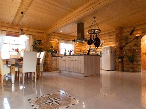 cozy log cabin  floor plan cozy homes life