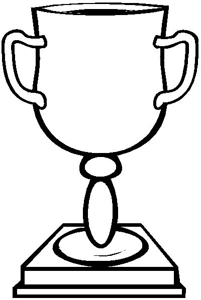 Oscar Statue Coloring Pages