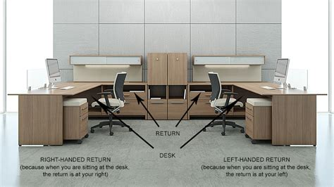 left handed l shaped desk left and right handed l shape desks common sense office