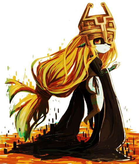 Midna The Legend Of Zelda Fan Art 32251297 Fanpop