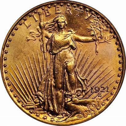 Gaudens Gold St 1921 Value Coins Dollars
