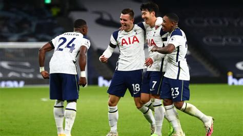 Tottenham vs. Manchester City score: Son, Lo Celso and ...