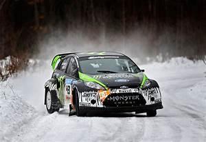 Ken Block's Rally America Ford Fiesta: A Multimedia ...