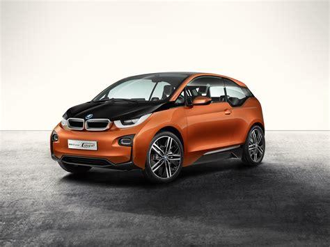 bmw elektroauto i3 bmw i3 concept coupe revealed electric vehicle news