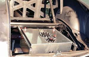 Shop Manual U2014making Trunk Mounted Fuel Tanks Safe