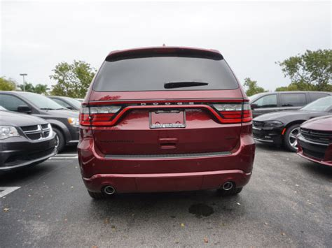 Miami Lakes Chrysler Jeep Dodge by New Dodge Durango In Miami Lakes Miami Lakes Dodge