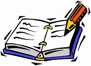 Reading Journal Clipart - ClipartXtras