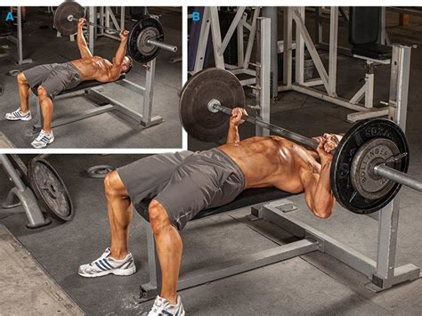 bench press for the best building exercises for every part