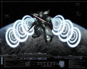 MS-14 Gelgoog Wallpaper Gift by MetalForce on deviantART