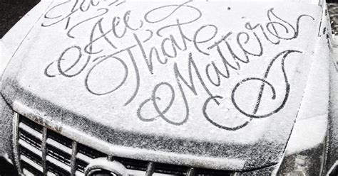 anonymous artist leaves lovely typographic phrases