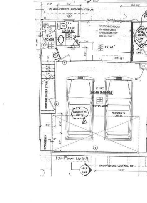 garage floor plans apartment plan garage floor plans with living quarters for