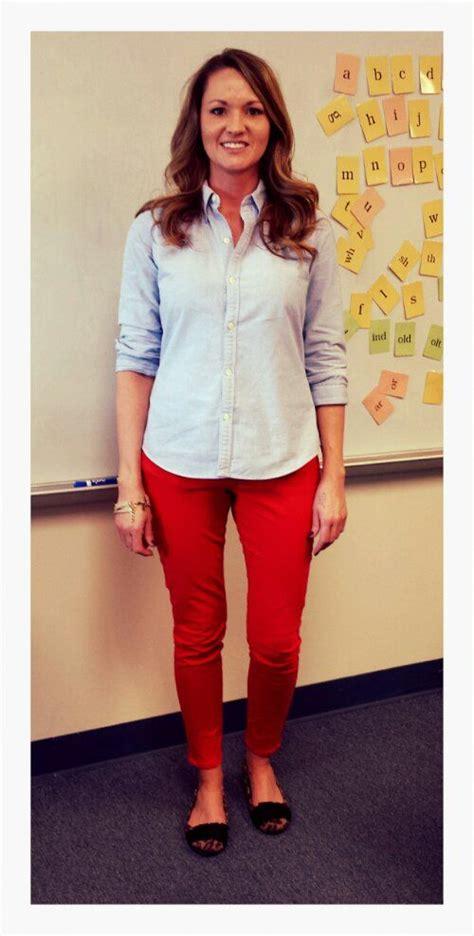 what do preschool teachers wear clothing chambray amp bloggin 941