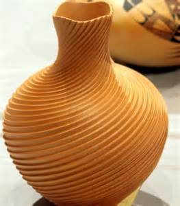 Indian Clay Coil Pots