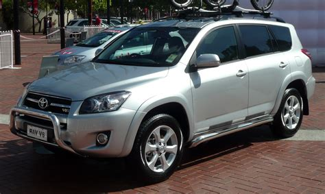 Rav 4 Length by 2008 Toyota Rav4 Iii Pictures Information And Specs