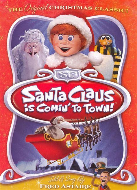 santa claus  comin  town tv show news  full