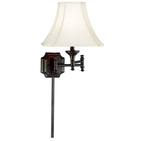 home decorators collection arch 1 light rubbed bronze