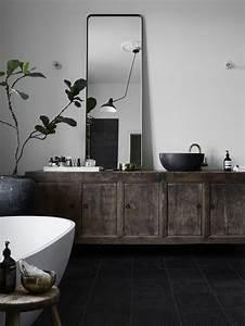 Meuble Vasque Retro : meuble salle de bain bois tout savoir sur les types et essences de bois ~ Teatrodelosmanantiales.com Idées de Décoration