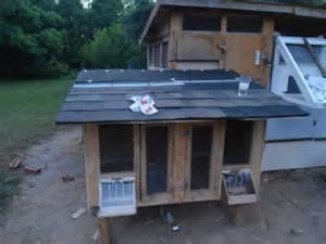 Small Racing Pigeon Lofts