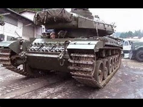 morlock motors t shirt michael manousakis l 228 sst bei steel buddies morlock motors einen centurion panzer