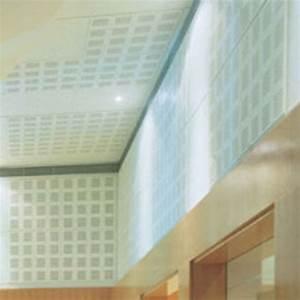 Dimension Plaque De Platre : gyptone plafond acoustique d montable batiproduits ~ Dailycaller-alerts.com Idées de Décoration