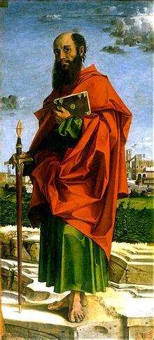 paul  apostle wikipedia