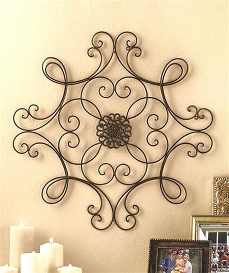 exelent faux wrought iron wall decor component the wall art decorations mypromoisrich com
