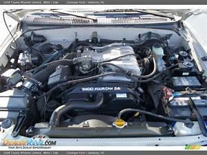 1998 Toyota 4runner Limited 3 4 Liter Dohc 24