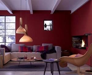Wohnzimmer Farbe Gestaltung : wohnzimmer in dunklen farben sch ner wohnen ~ Markanthonyermac.com Haus und Dekorationen