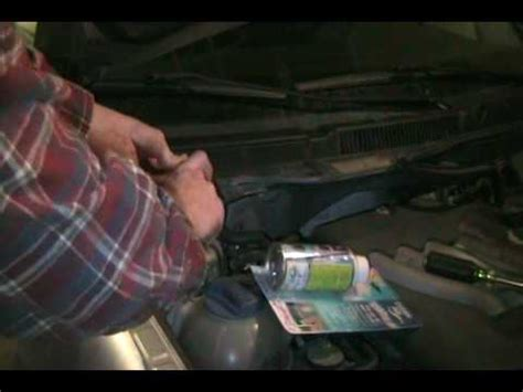 diy jetta cabin filter replacement