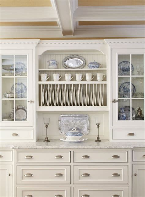plate racks for kitchen cabinets gorgeous blue willow dishes in kitchen traditional with 7507