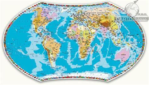 carte du monde murale carte murale du monde