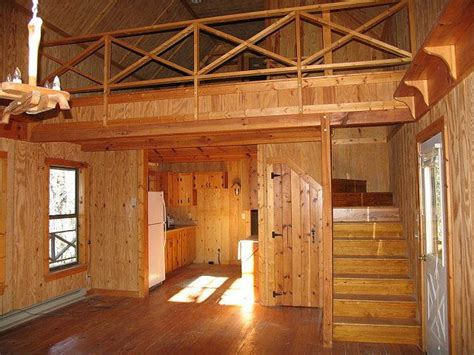 Cabin Floor Plans with Loft Small Cabin with Loft small