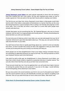 jimmy sweeney cover letters pdf kingessayswebfc2com With jim sweeney cover letter