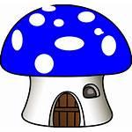 Clipart Cartoon Mushrooms Mushroom Transparent Igloo Clip