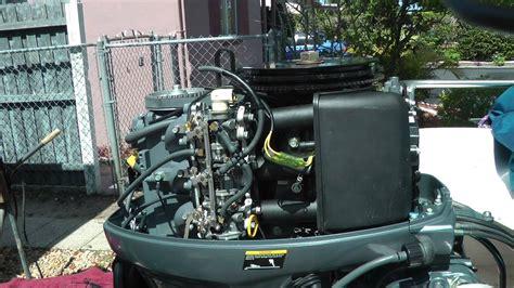 yamaha 40hp 4 stroke carburetor cleaning part 2