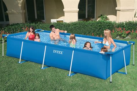 Large Hard Portable Plastic Swimming Pool For Garden