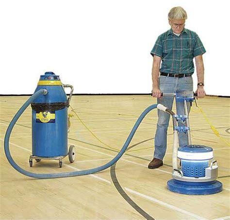 Hardwood Floor Sander Refinisher   Floor Stripper Machine