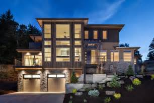 Three Story Houses Luxurious Multi Level House With Elevator And Custom Wash Room Freshome
