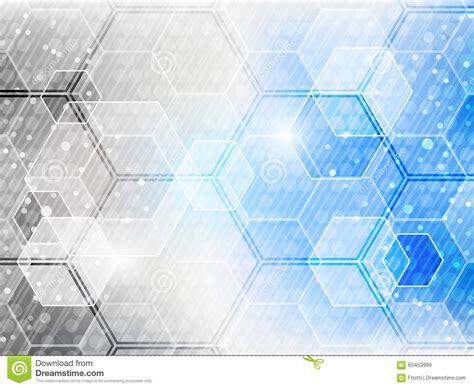 fondo tecnol 243 gico futurista abstracto ilustraci 243 n del
