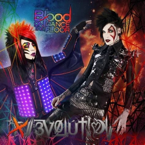 blood on the floor albums blood on the floor s new album evolution