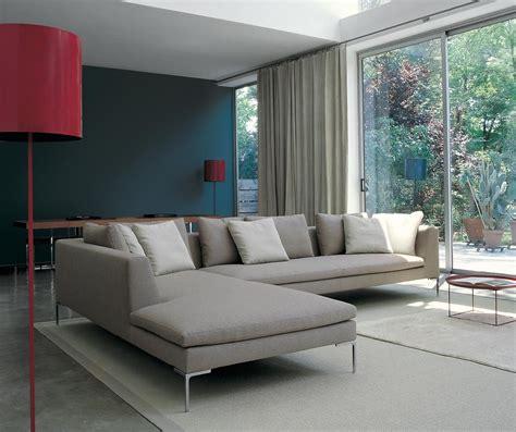 Sofas Charles  Kollektion B&b Italia  Design Antonio