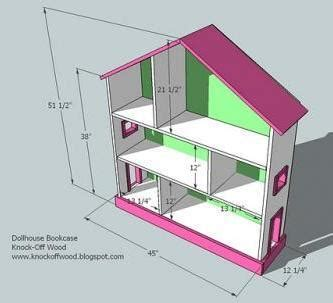 How To Build A Dollhouse Bookcase by White Dollhouse Bookcase Diy Projects