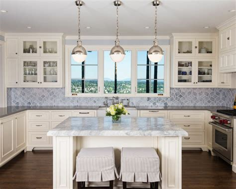 Modern French Country Kitchen Designs