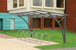 Very Similar To The Bike Shelters At Brunel  This Design