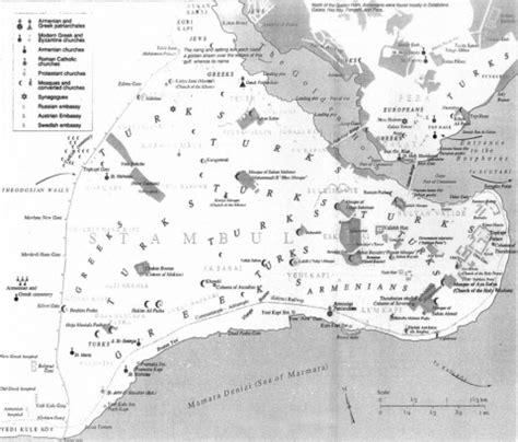 si鑒e de constantinople les arméniens de constantinople au xixe siècle éssai de topographie urbaine