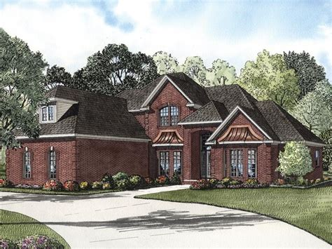 brick house plans  front porch homey ideas  story basements porches modern  floor